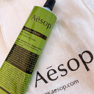 Aesop - aesop イソップ ボディーバーム