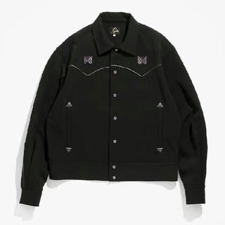 NEEDLES ブラック Cowboy ジャケットサイズM