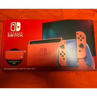 Nintendo Switch - Nintendo Switch マリオレッド×ブルーセット