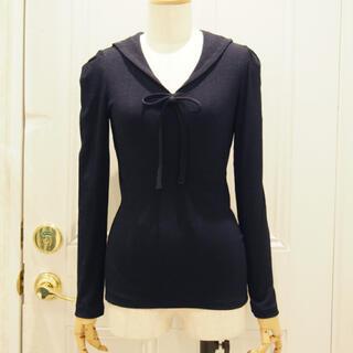 ベリーブレイン(Verybrain)のverybrain - sailor lib knit(ニット/セーター)