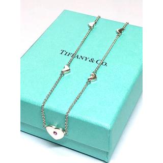 ティファニー(Tiffany & Co.)のTIFFANY&Co ティファニー SV925 ハート ネックレス(ネックレス)
