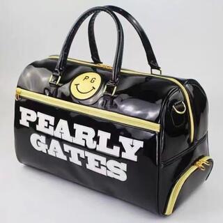 パーリーゲイツ(PEARLY GATES)の新品未使用 パーリーゲイツ pearly gates ボストンバッグ(バッグ)