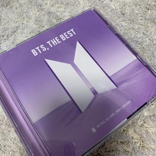 防弾少年団(BTS) - BTS 防弾少年団 THE BEST 通常版 CD 参加賞ステッカー付き