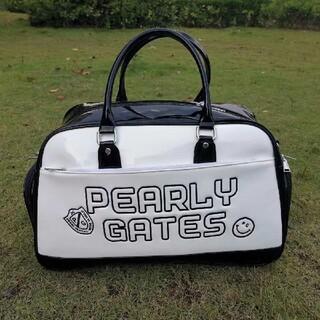 パーリーゲイツ(PEARLY GATES)のPEARLY  GATESゴルフハンドバッグショルダーバッグ 防水機能(バッグ)