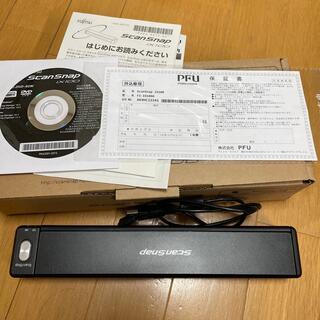 富士通 - scansnap ix100 ブラック