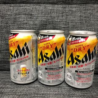 アサヒ - アサヒスーパードライ 生ジョッキ缶  340ml