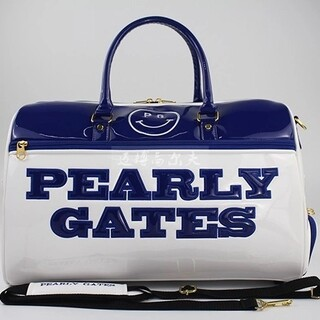 パーリーゲイツ(PEARLY GATES)のPEARLYGATESゴルフハンドバッグショルダーバッグ 防水機能  1.1KG(バッグ)