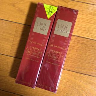 KOSE - 新品 ワンバイコーセー ザ リンクレス 30g ラージサイズ×2個 匿名配送