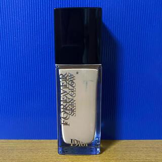 ディオール(Dior)のディオールスキン フォーエヴァー フルイド グロウ 1N dior (ファンデーション)