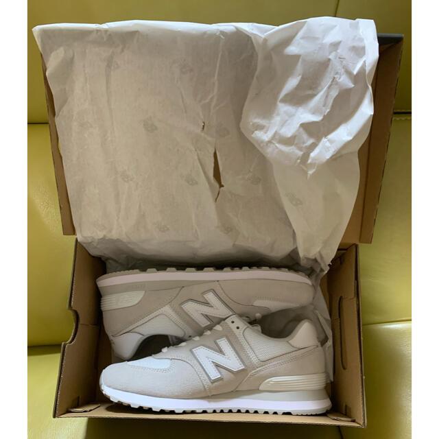 New Balance(ニューバランス)の【ユウスケ様専用】ニューバランス27cm スポーツシューズ ML574ES2D メンズの靴/シューズ(スニーカー)の商品写真