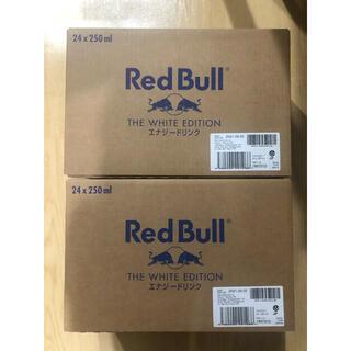 Red Bull レッドブルホワイトエディション250ml×24本 2ケース