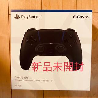プレイステーション(PlayStation)のPS5 DualSense ミッドナイト ブラック 新品(その他)
