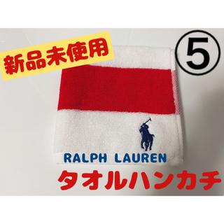 POLO RALPH LAUREN - RALPH LAUREN タオルハンカチ