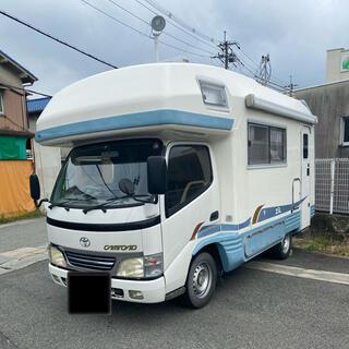 トヨタ(トヨタ)の☆キャンピングカー H15年式 190万円☆(車体)