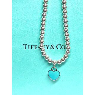 ティファニー(Tiffany & Co.)のTIFFANY&Co ティファニー SV925 リターントゥボール ブレスレット(ブレスレット/バングル)