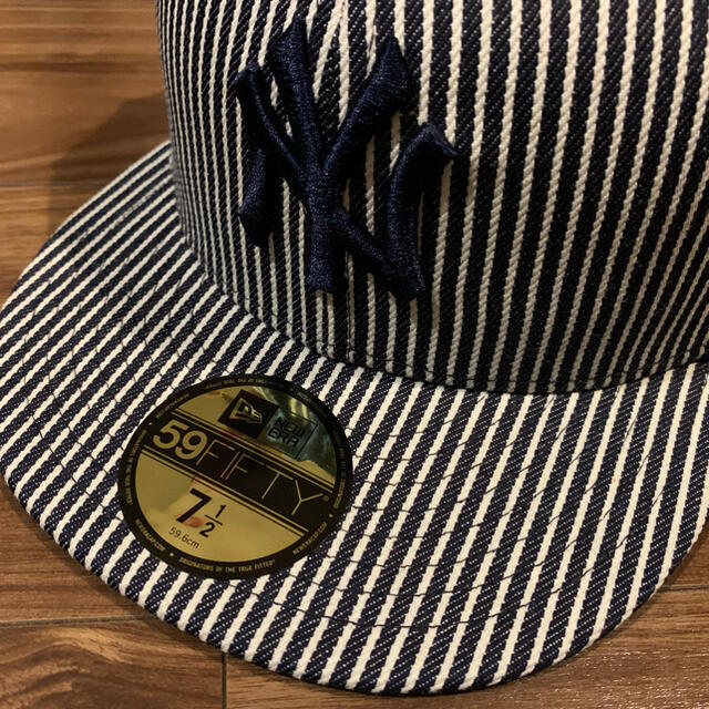 NEW ERA(ニューエラー)のニューエラ サイズ7 1/2 メンズの帽子(キャップ)の商品写真