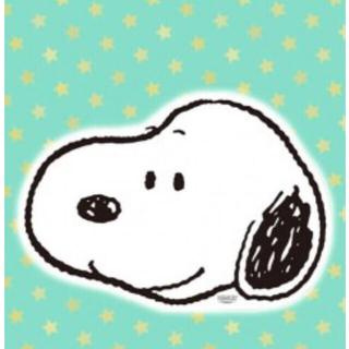 スヌーピー(SNOOPY)のスヌーピー レジャーシート 顔型(その他)