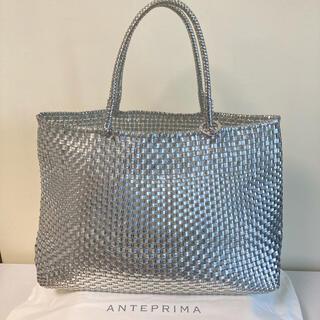 ANTEPRIMA - アンテプリマ  イントレッチオ  横長 ハンドバッグ トートバッグ