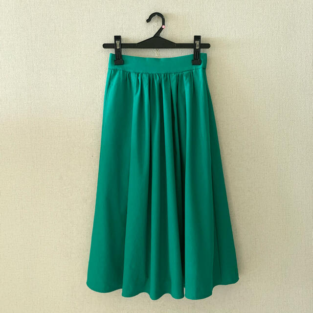PLST(プラステ)のPLST♡ミディアム丈スカート レディースのスカート(ロングスカート)の商品写真