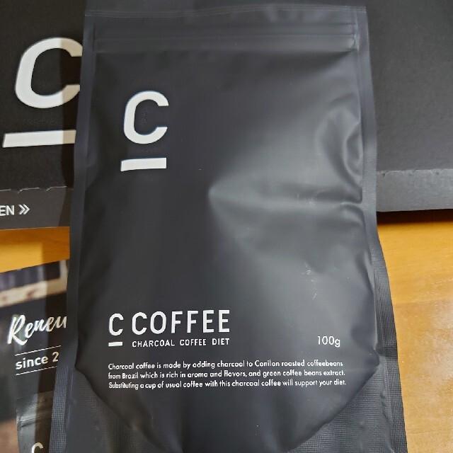 ★新品未開封★  C COFFEE  シーコーヒー コスメ/美容のダイエット(ダイエット食品)の商品写真