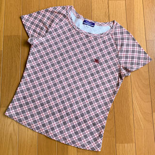 BURBERRY BLUE LABEL - BURBERRY BLUE LABEL   Tシャツ カットソー