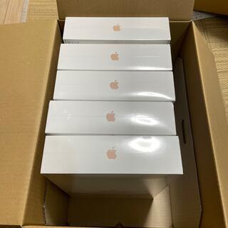 アイパッド(iPad)の新品未開封 iPad 第8世代 Wi-Fiモデル 32GB ゴールド 5台セット(タブレット)