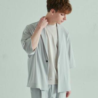 LAD MUSICIAN - 【2021春夏】【新品未使用】トリコット6分袖1Bオーバージャケット