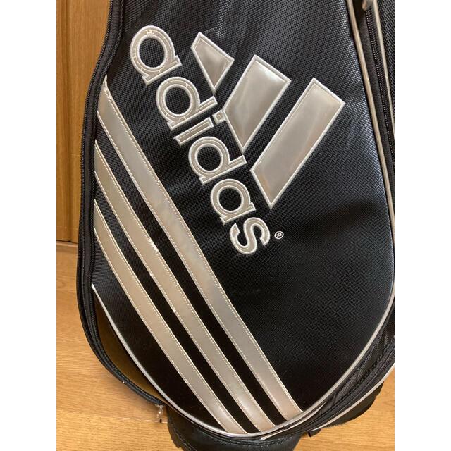 adidas(アディダス)の売約済み アディダス キャディバッグ スポーツ/アウトドアのゴルフ(バッグ)の商品写真