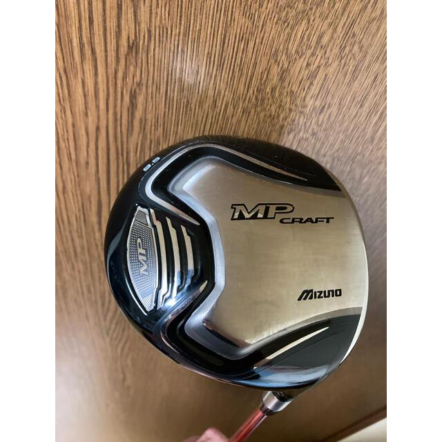 MIZUNO(ミズノ)のmpクラフト ドライバー スポーツ/アウトドアのゴルフ(クラブ)の商品写真