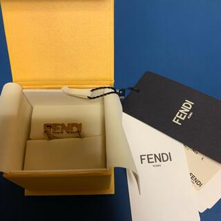 フェンディ(FENDI)のFENDI リング 16号 L(リング(指輪))