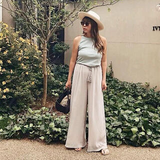 room306 CONTEMPORARY - Tassel Wide Pants