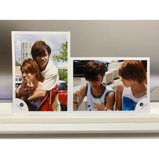 Johnny's - king&prince 平野紫耀 神宮寺勇太 ハワイ 公式写真