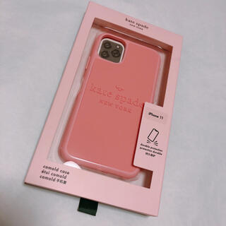 kate spade new york - ケイトスペード  iphone11  iphone ケース ピンク