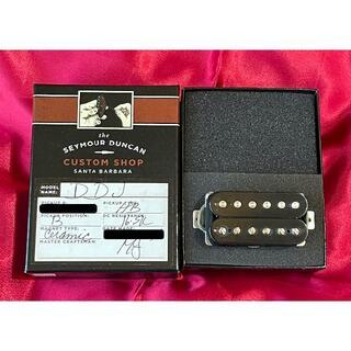 ギブソン(Gibson)のSeymour Duncan Custom Shop DDJ TOOL(エレキギター)