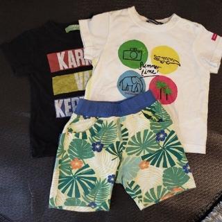 ムージョンジョン(mou jon jon)のTシャツ、パンツ(Tシャツ)