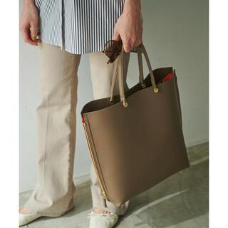 ROPE - 【新品未使用】【E'POR】Y bag Large ダークブラウン