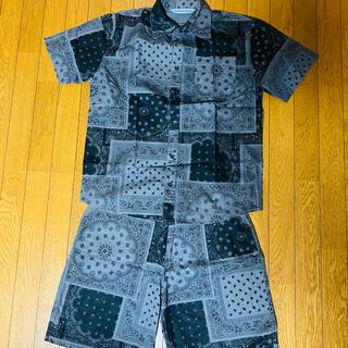 アヴァランチ(AVALANCHE)のKRHYME DENIM クライムデニム 希少ペイズリーsetup(Tシャツ/カットソー(半袖/袖なし))