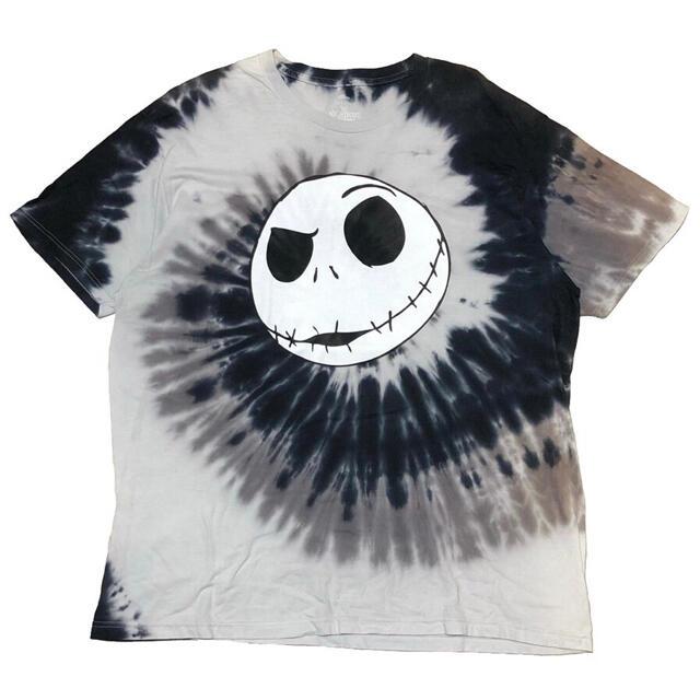 Disney(ディズニー)の*3787 disney ナイトメアビフォアクリスマス タイダイ Tシャツ  メンズのトップス(Tシャツ/カットソー(半袖/袖なし))の商品写真