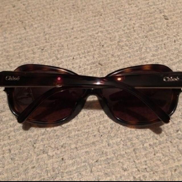 Chloe(クロエ)のChloe クロエ サングラス レディースのファッション小物(サングラス/メガネ)の商品写真