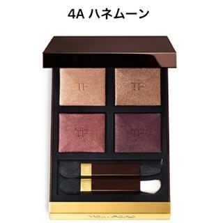 TOM FORD - ☆トムフォード☆ アイ カラー クォード 4A ハネムーン ☆新品☆