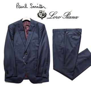 ポールスミス(Paul Smith)の《ポールスミス》新品 ロロピアーナ生地 毛100% 2Bスーツ L2(W92)(セットアップ)