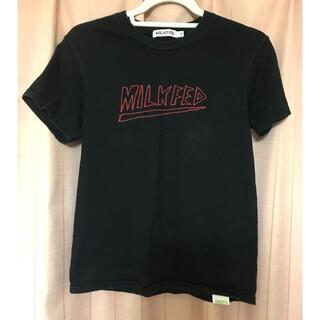 ミルクフェド(MILKFED.)のmilkfed Tシャツ(Tシャツ(半袖/袖なし))
