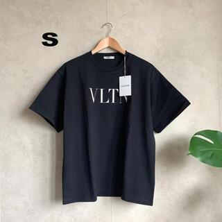 VALENTINO - 【新作未使用タグ付き】VALENTINO オーバーサイズVLTNロゴTシャツ