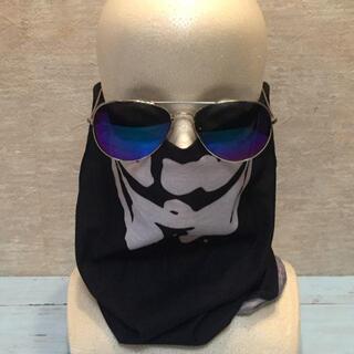 【新品未使用】薄手のフェイスマスク! アノニマス風(装備/装具)