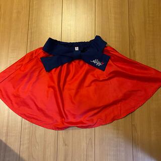 アルジー キュロットスカート xs 140サイズ