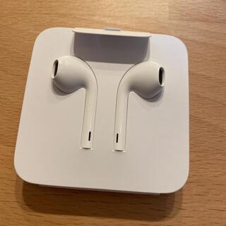 Apple - iPhone イヤホン 純正 有線タイプ