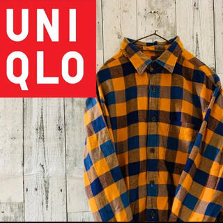 ユニクロ(UNIQLO)のUNIQLOチェックシャツ(シャツ)