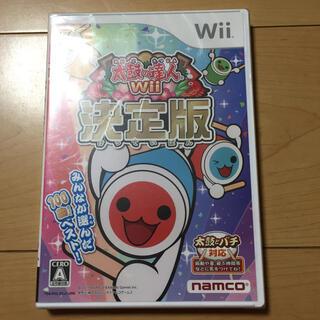 Wii - 太鼓の達人Wii 決定版 Wii