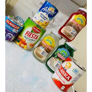 【送料込み】フィリピンデザート手作りセット(菓子/デザート)