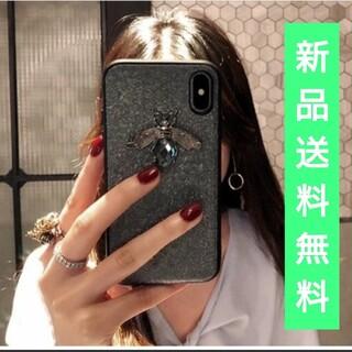 iPhone11ケース   iPhone11カバー ケース 蜂 かわいい
